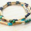 Mix 3 bracelets homme