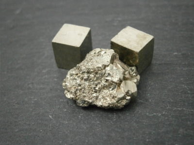 Bijoux en Pyrite