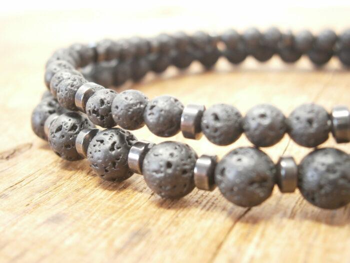 Bracelets en pierres pour femmes et hommes